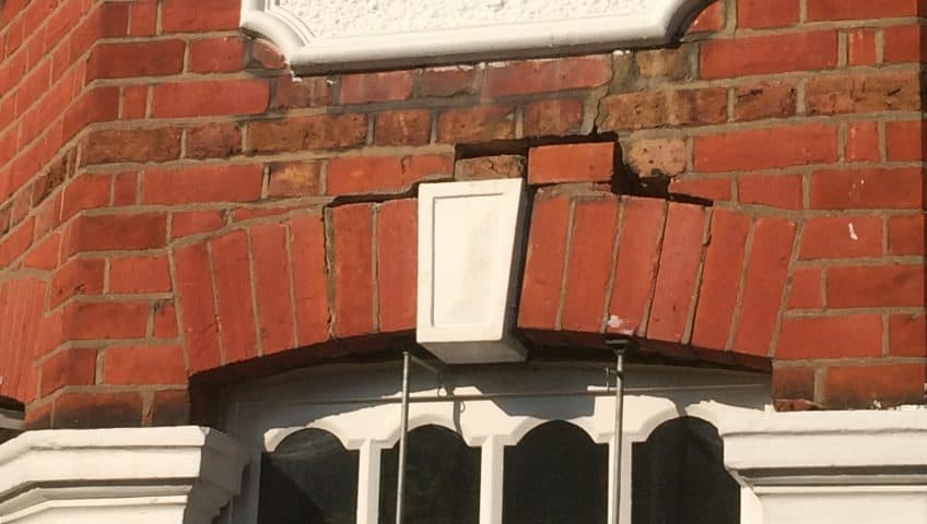 Lintel Failure