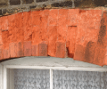 Brick repairs and pointing