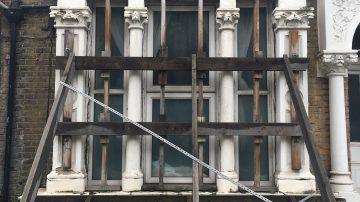 Victorian Bay Window Cracks