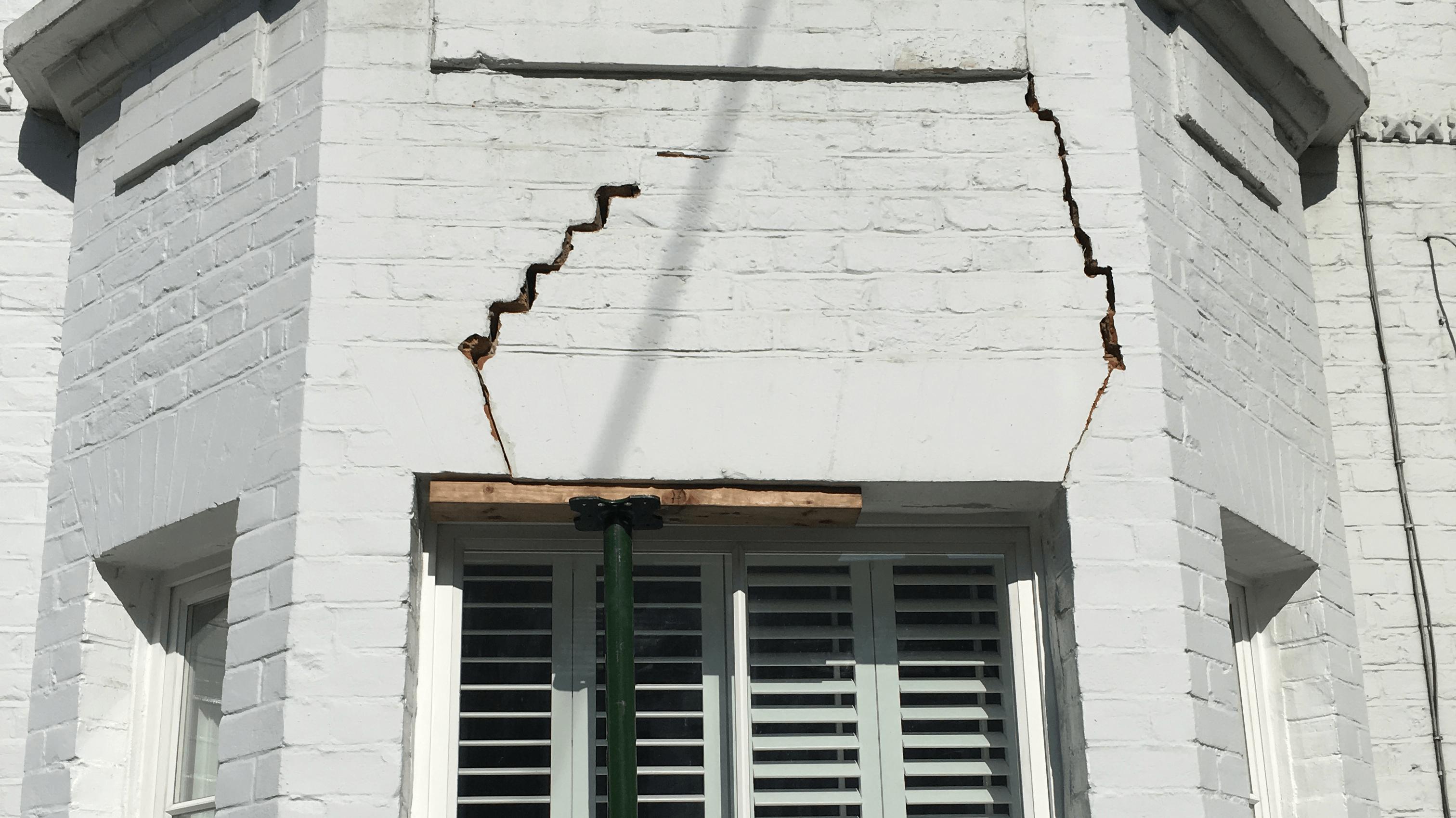 Lintel Repairs London Structural Repairs