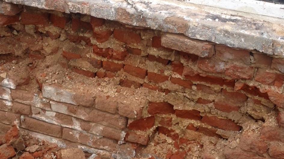 Brick Repairs and Pointing in London - London Strucural Repairs